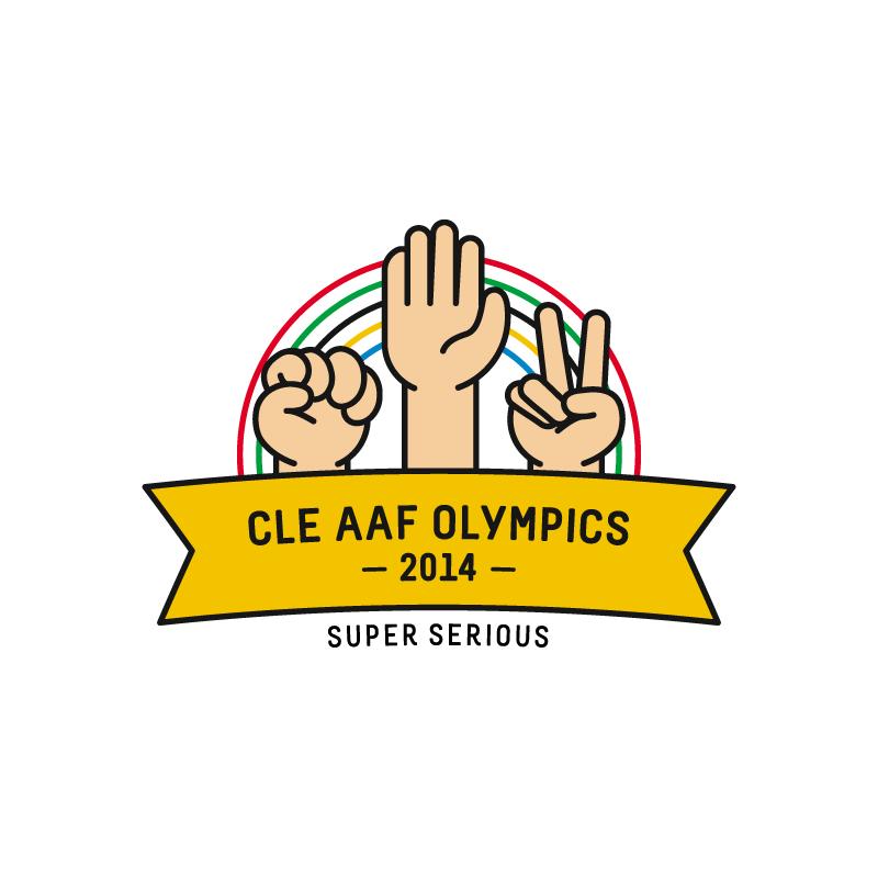 AAF Olympics 2014