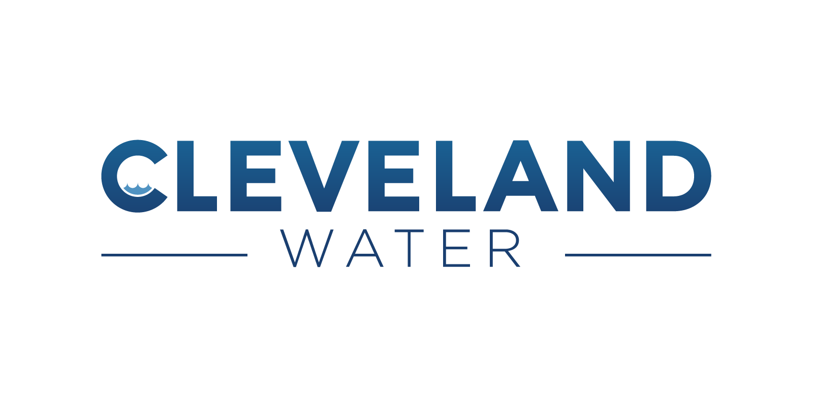Logo Cleveland Water