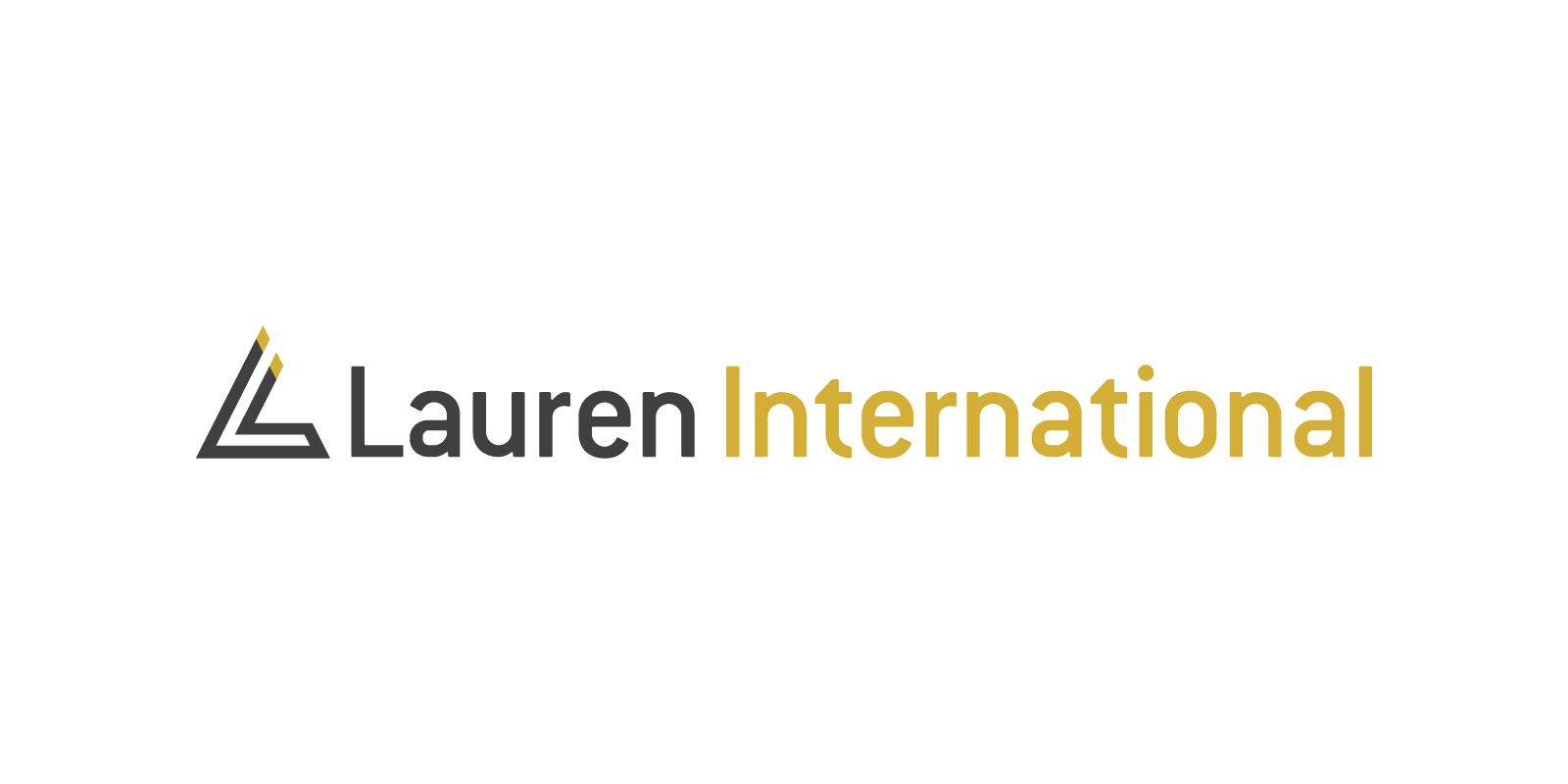 Logo Lauren International