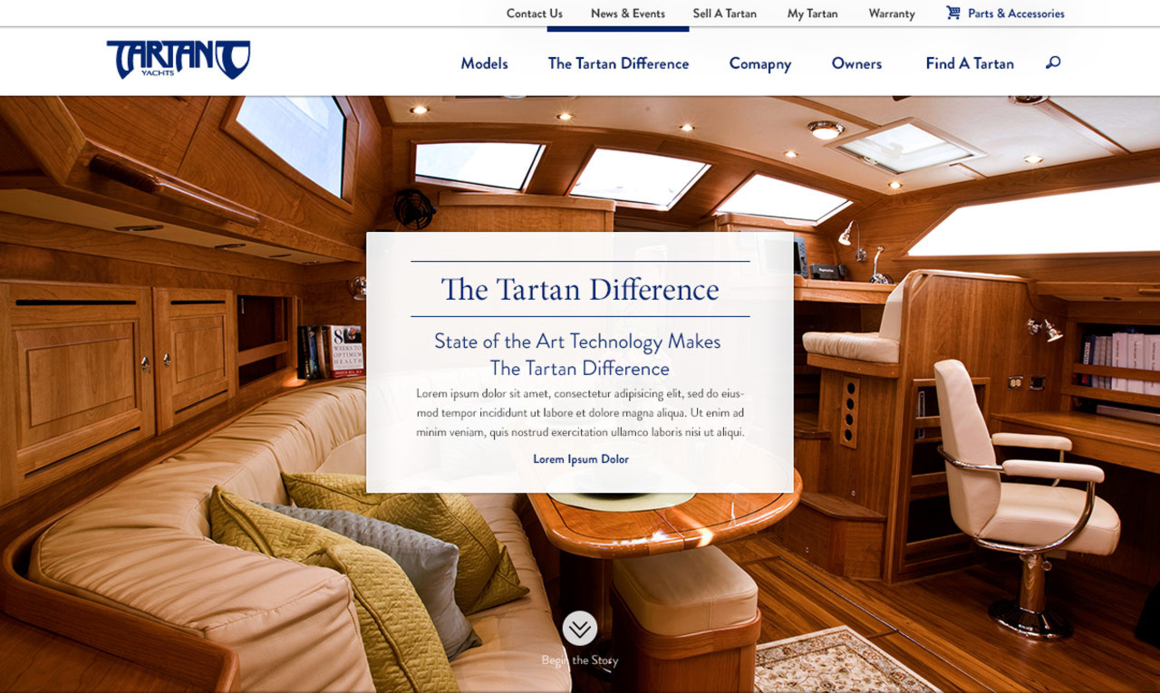 Tartan Yachts 2.0