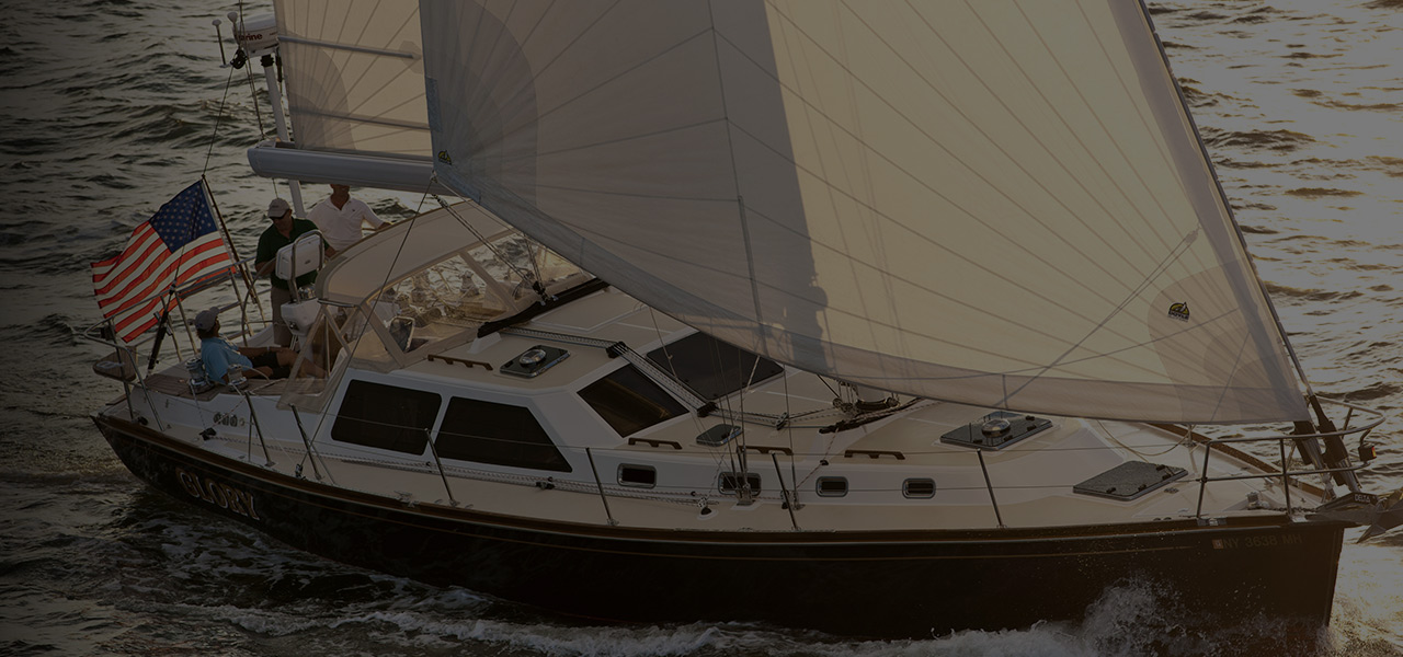 Tartan Yachts Banner